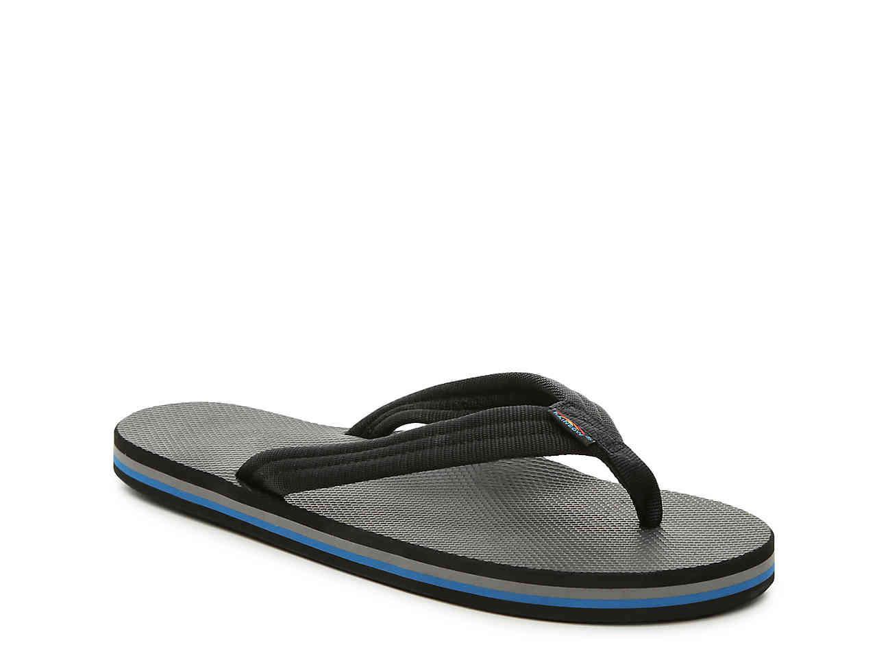ef1d4891b6f Lyst - Rainbow Sandals Single Layer Classic Flip Flop in Black