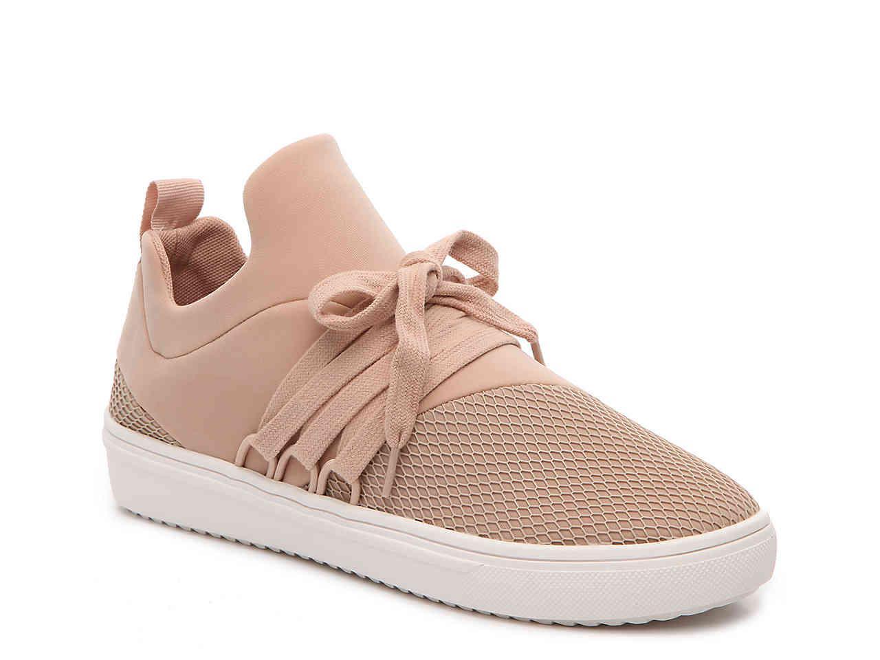 042d912eb5f076 Lyst - Steve Madden Lancer Sneaker in Pink