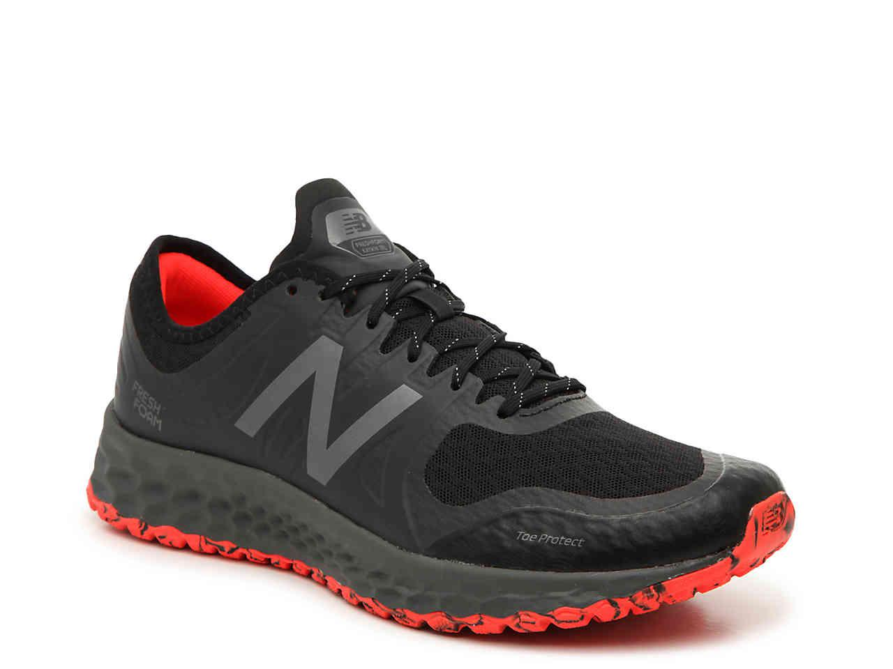 98561aaec8a Lyst - New Balance Fresh Foam Kaymin Trail Running Shoe in Black for Men