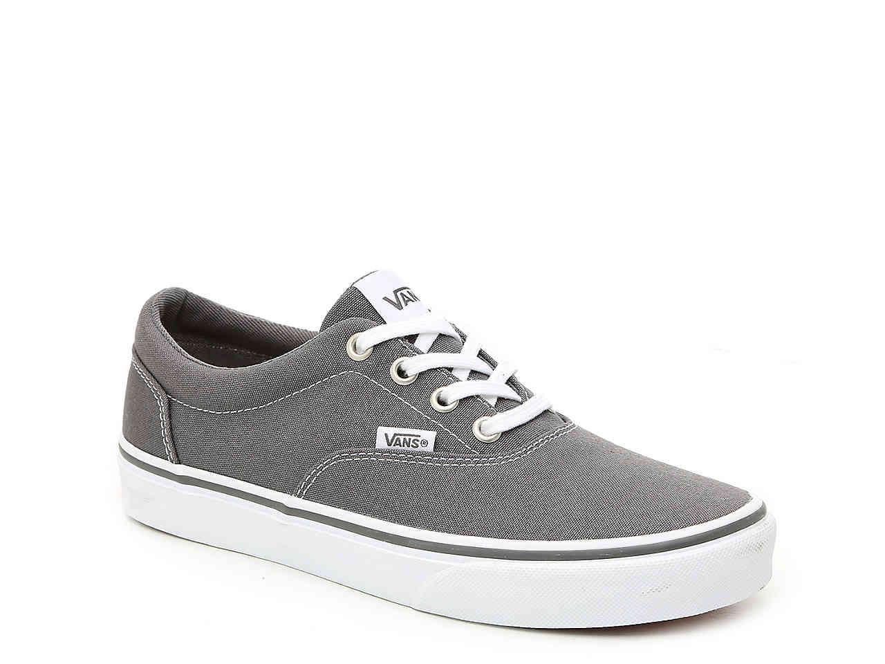 6f2942511b8 Vans - Gray Doheny Sneaker - Lyst. View fullscreen