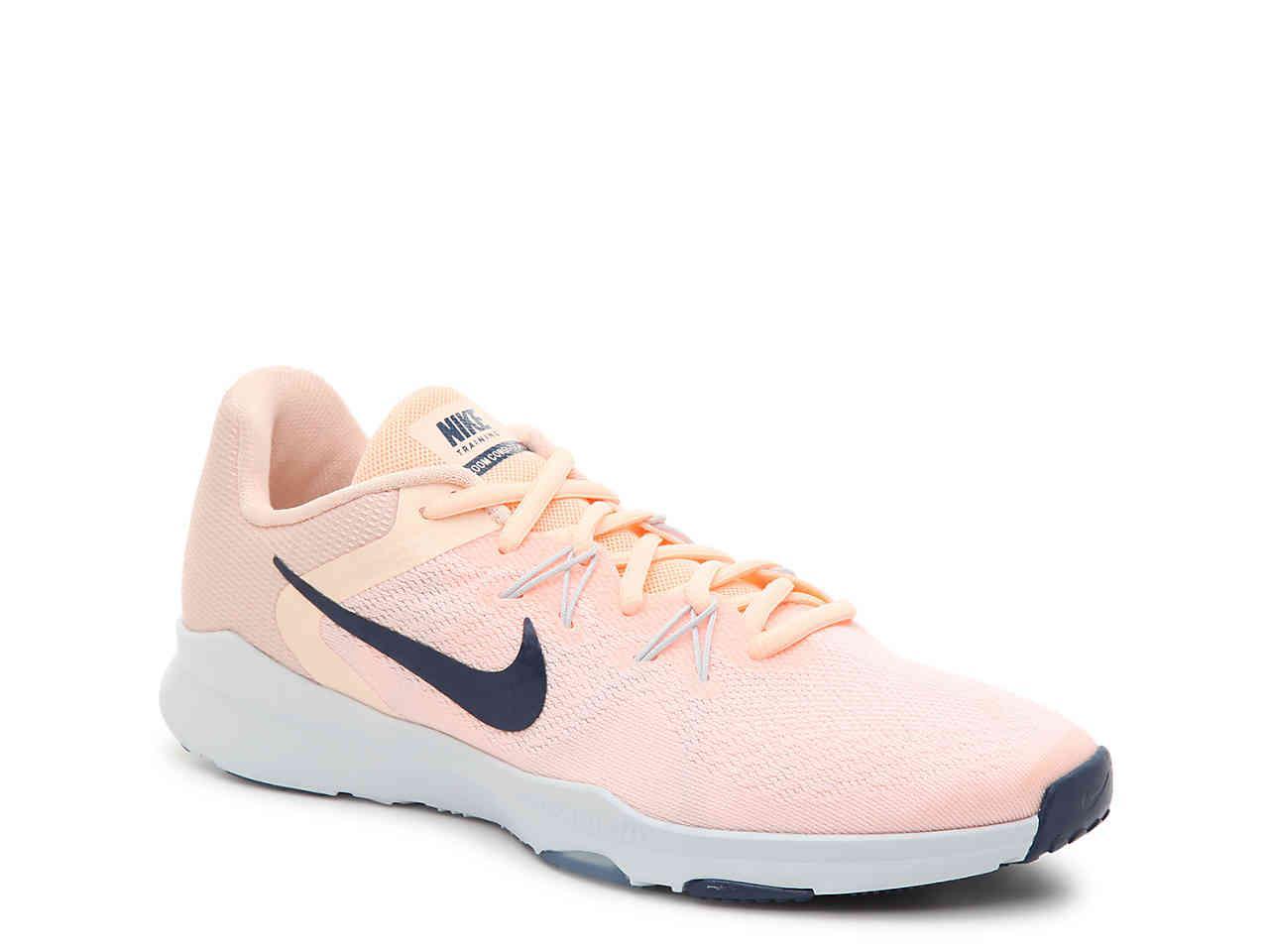 Zapatillas De Entrenamiento Nike Condicion Rosa Ligera Lyst En Rosa Condicion ac258b