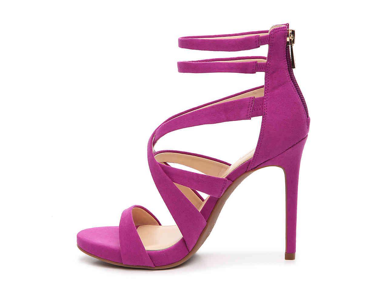 59b009cb457f Jessica Simpson - Pink Rayomi Platform Sandal - Lyst. View fullscreen