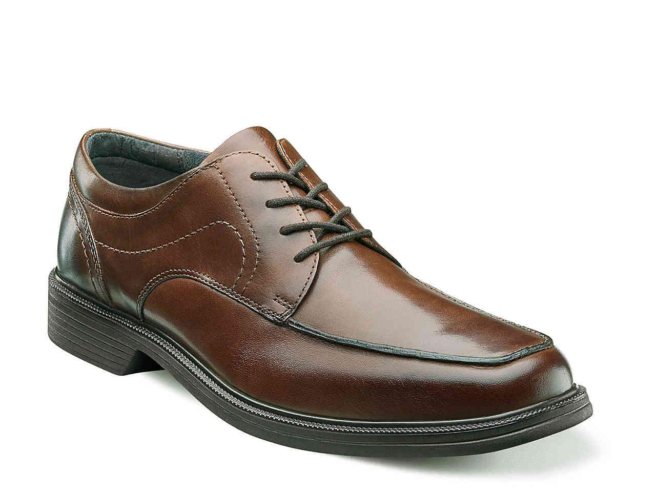 Nunn Bush Carlin 84562 Moc Toe Oxford with KORE(Men's) -Black Leather Get To Buy Cheap Price PcNMkF9n9g
