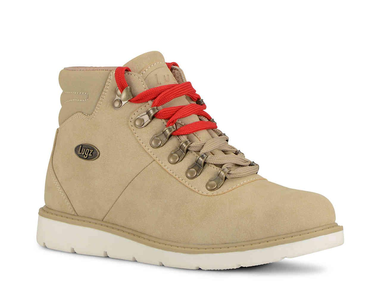 b675682f86bc Lugz - Brown Theta Wedge Bootie - Lyst. View fullscreen