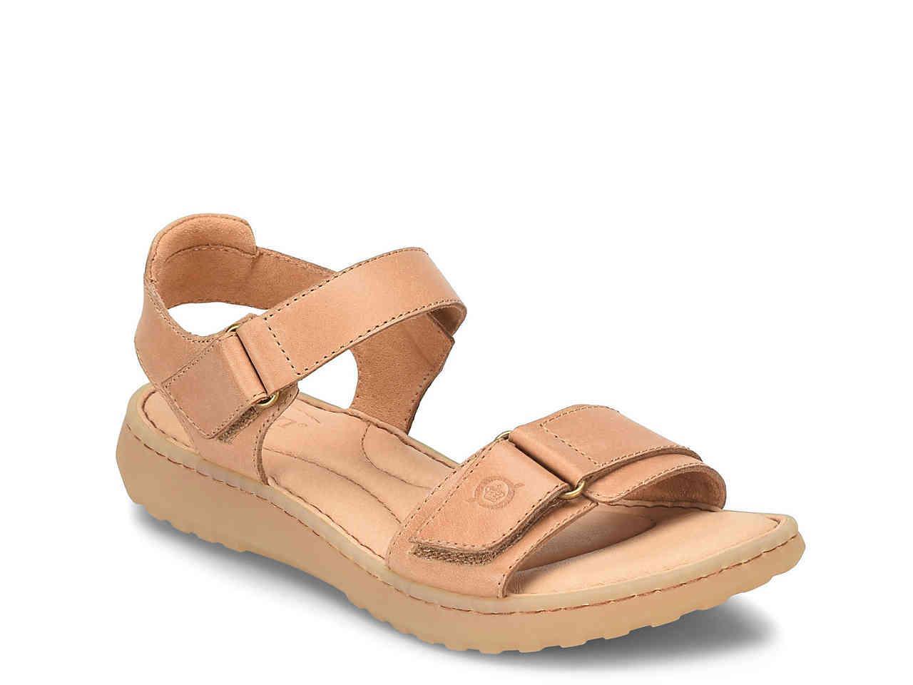 944c82acd11e Lyst - Born Haldor Sandal in Brown