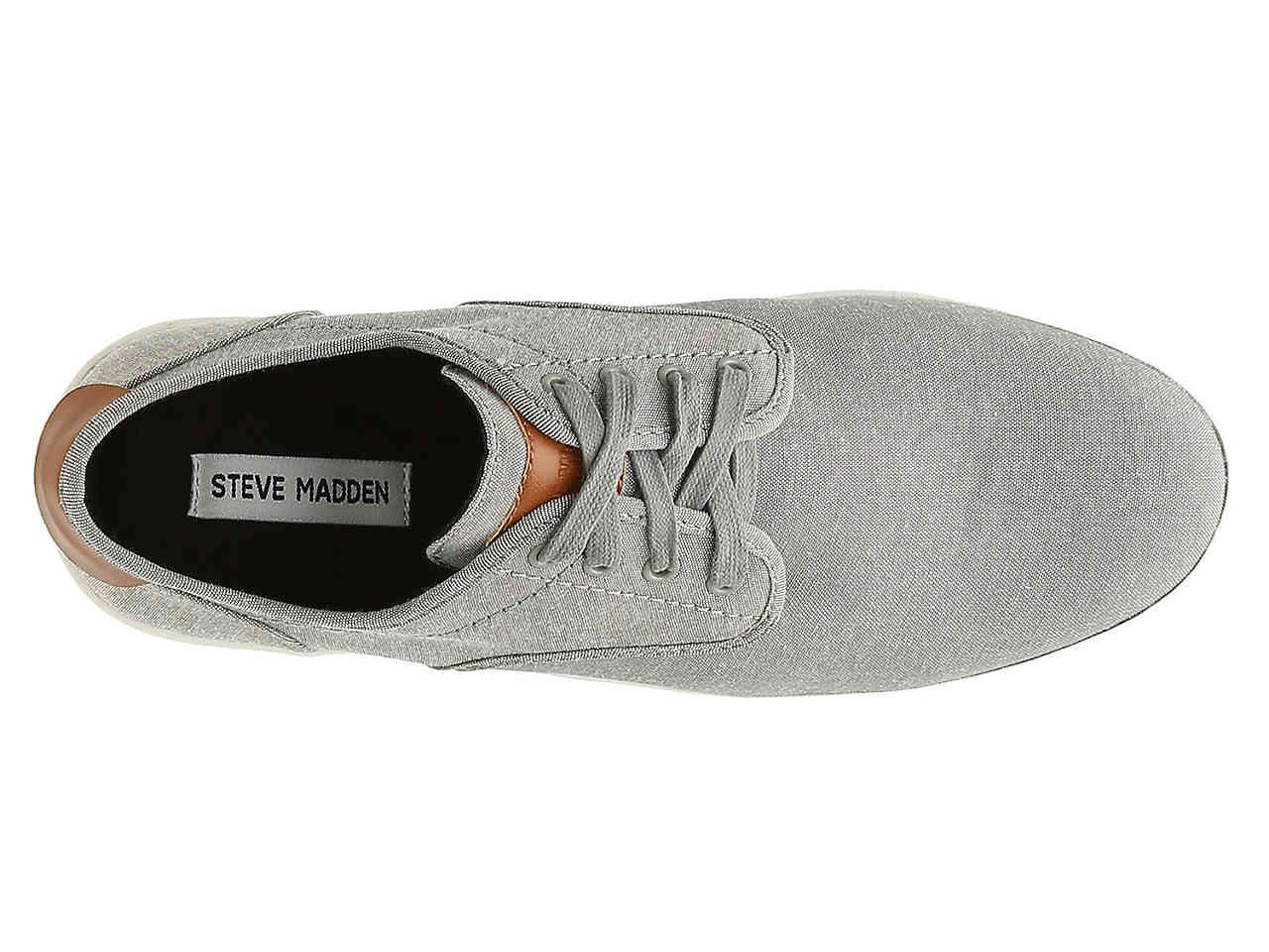 7ddb468c60c Steve Madden - Gray Fenta Fashion Sneaker for Men - Lyst. View fullscreen