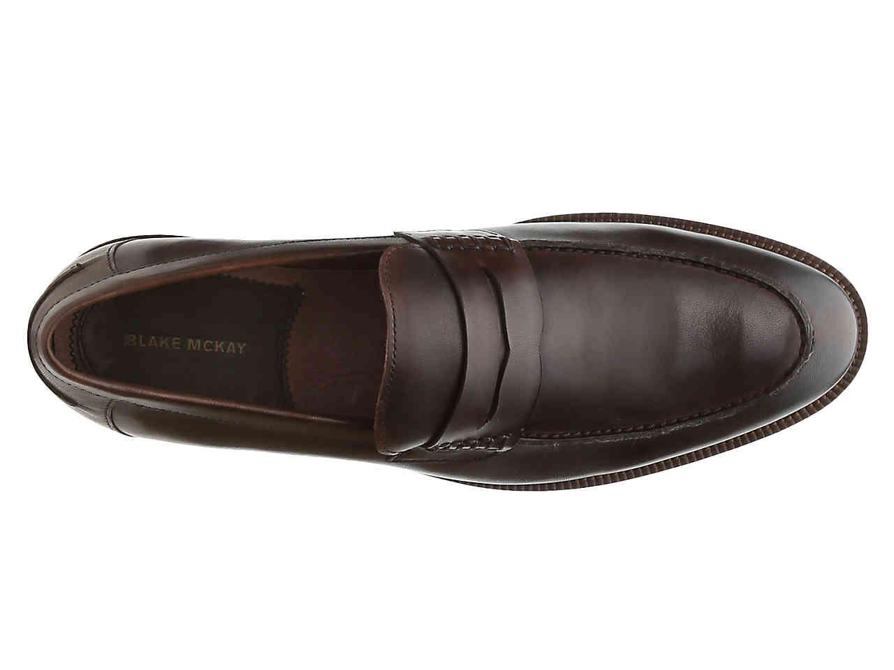 98e2df27875 Lyst - Blake McKay T16 Penny Loafer in Brown for Men