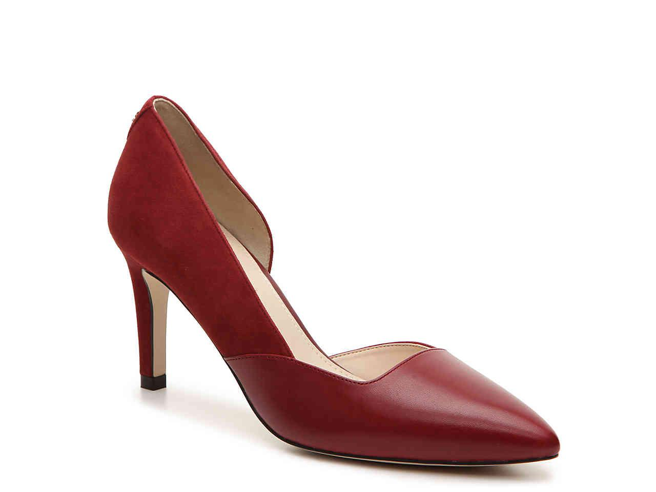 2502893e7e5 Lyst - Cole Haan Rendon Ii Pump in Red