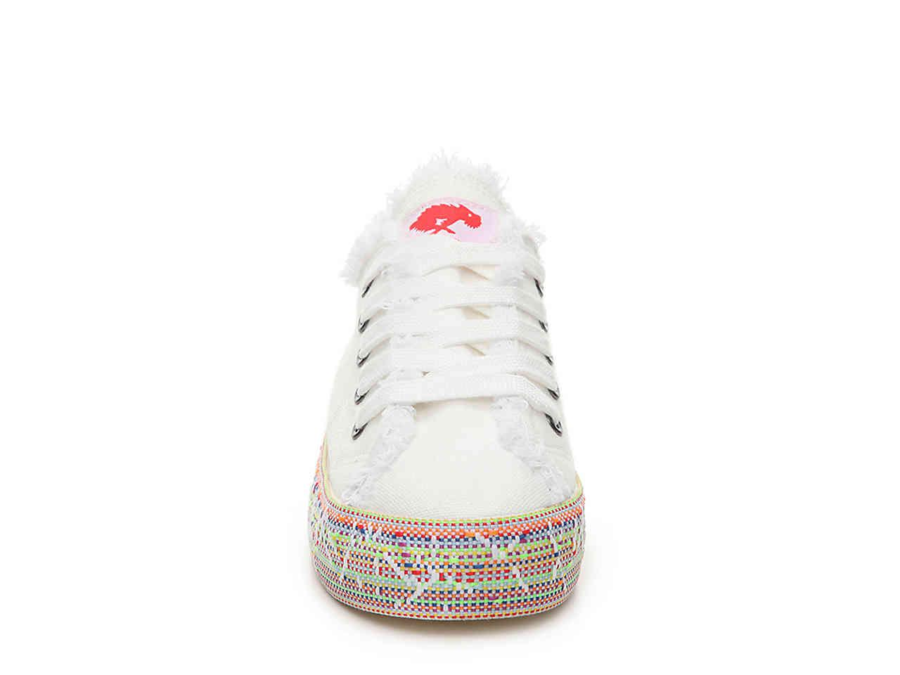 f15224ab5e5 Lyst - Rocket Dog Marisol Friendship Flatform Sneaker in White