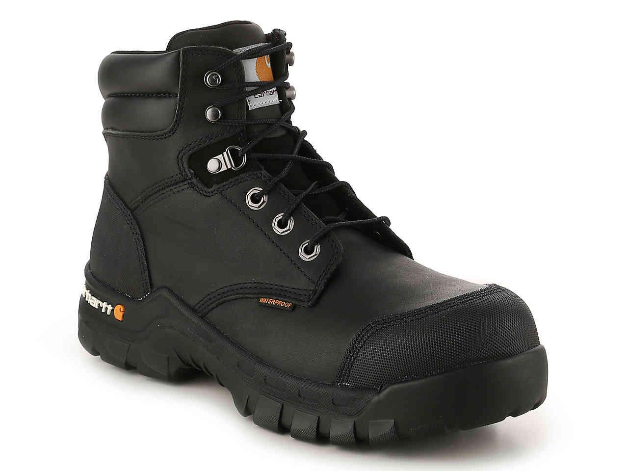 0d9b0dc0690 Lyst - Carhartt Rugged Flex 6-inch Work Boot in Black for Men - Save 13%