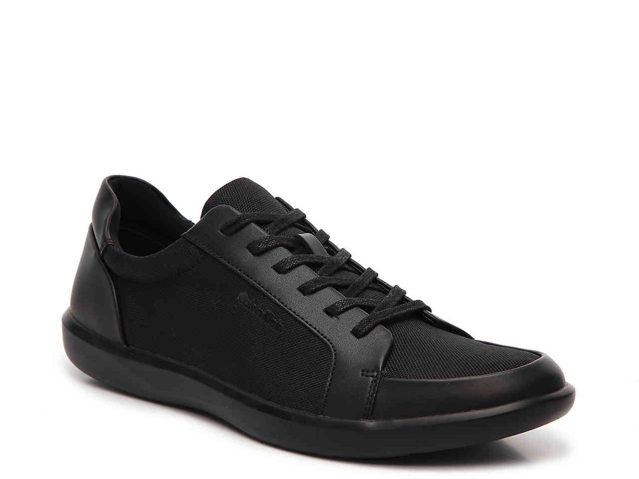 ec382bb10933 Lyst - Calvin Klein 205W39Nyc Macabee Sneaker in Black for Men