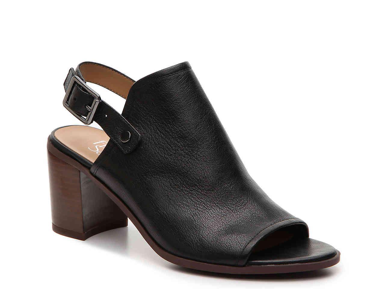 cb7794f768943 Lyst - Franco Sarto Humor Sandal in Black