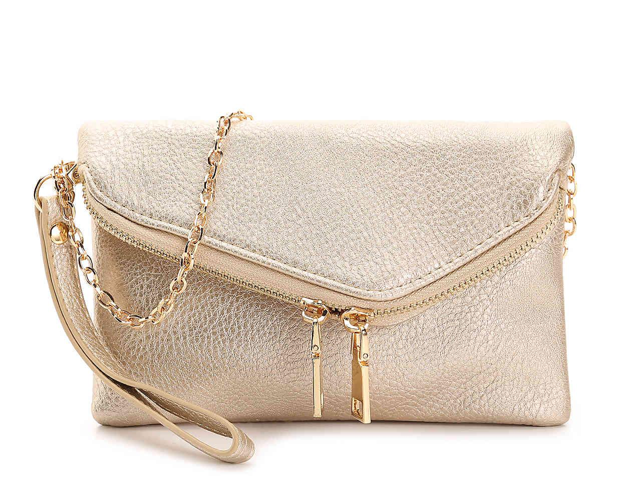 Lyst - Urban Expressions Lucy Crossbody Bag in Metallic 12be842c20492
