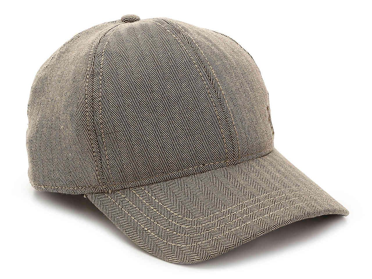 Lyst - Original Penguin Herringbone Baseball Cap in Brown for Men 5792b174447