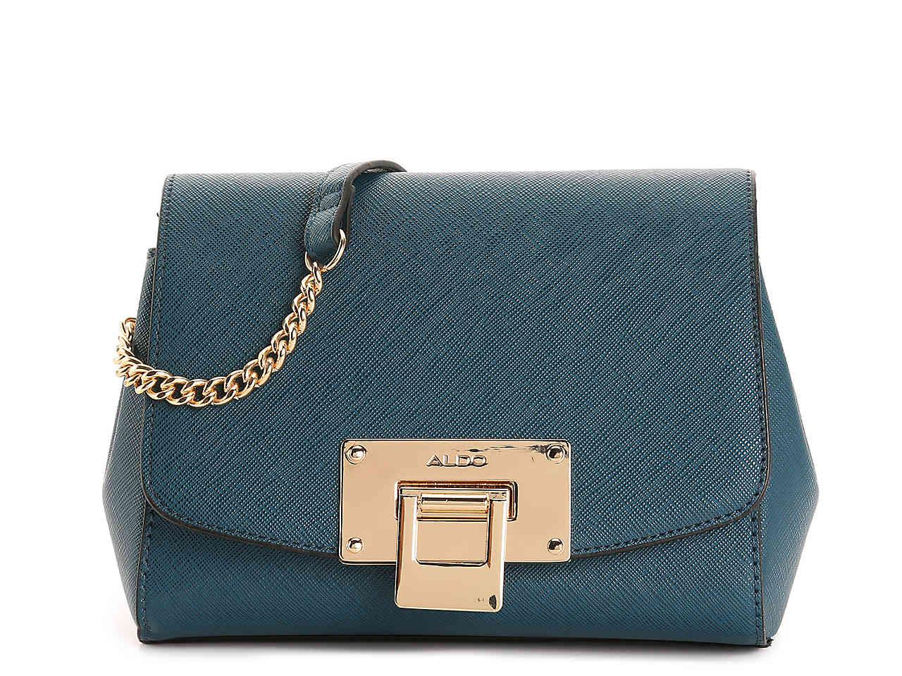 d6e478d113f ALDO - Blue Rotella Crossbody Bag - Lyst. View fullscreen