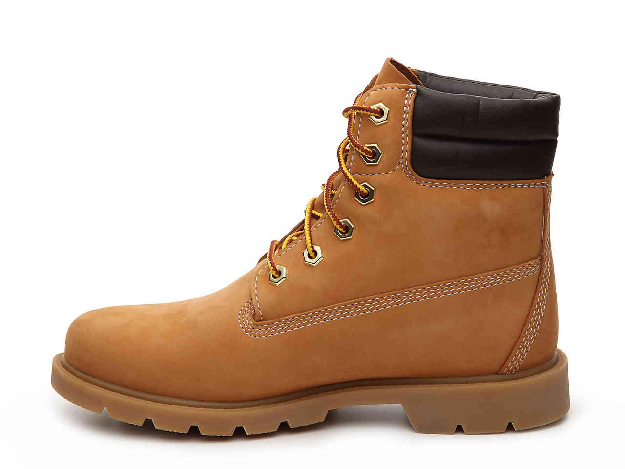 dc912755d0e1 Lyst - Timberland Linden Woods Bootie in Brown