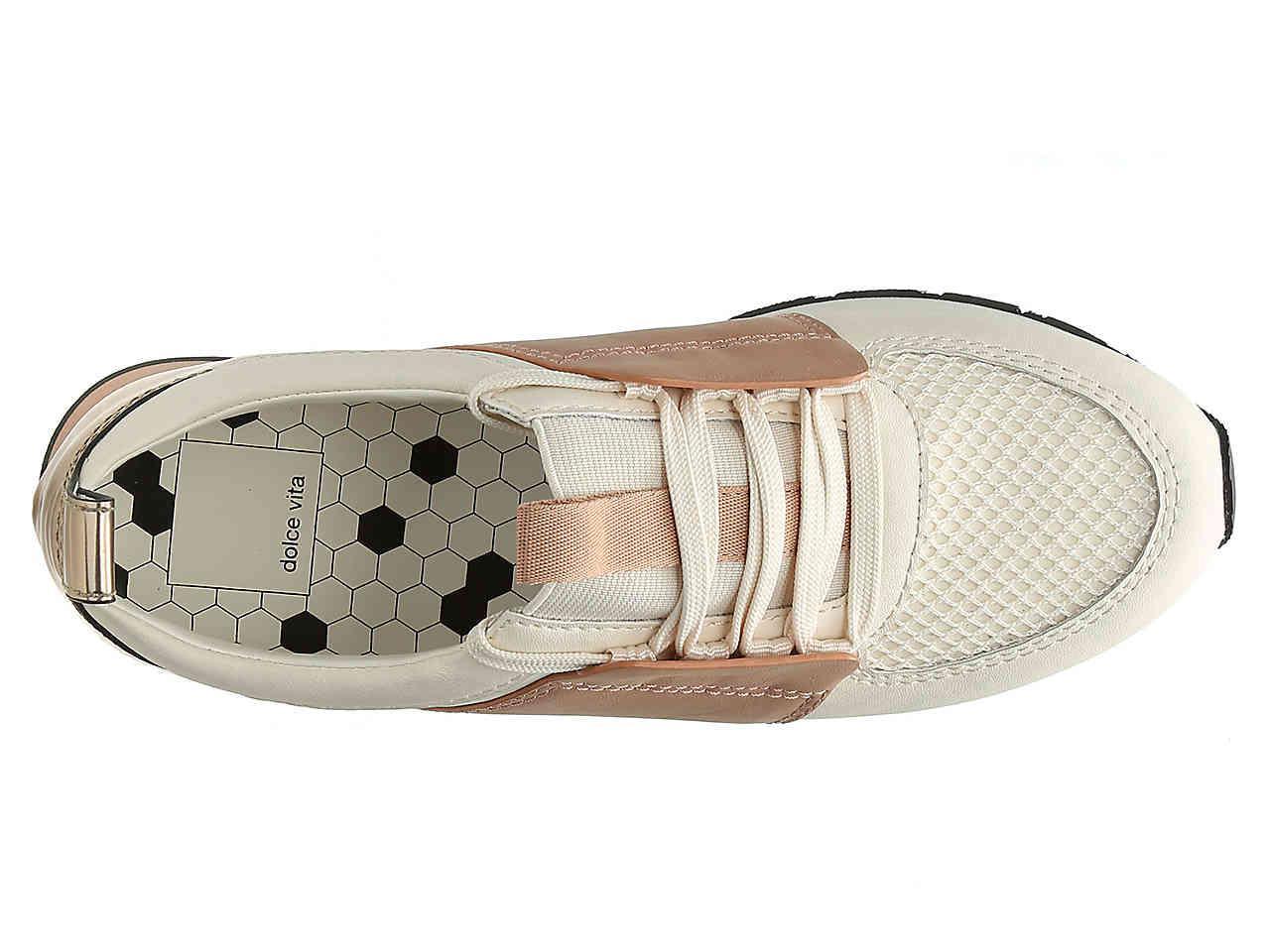 c0b81896e6b Lyst - Dolce Vita Yvette Platform Sneaker