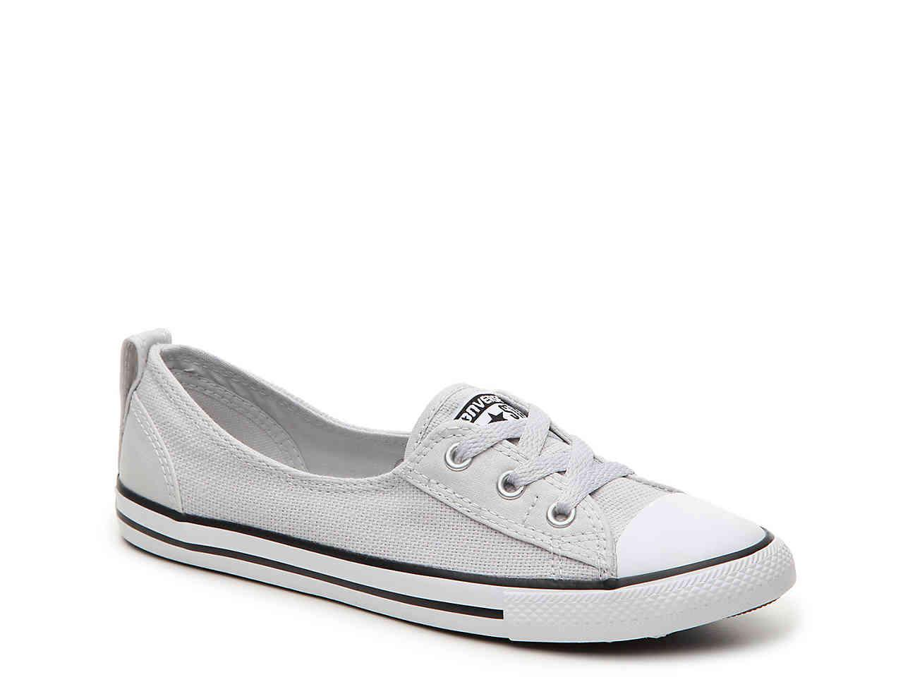 a9c2f0f8f3e Lyst - Converse Chuck Taylor All Star Dainty Ballet Slip-on Sneaker ...