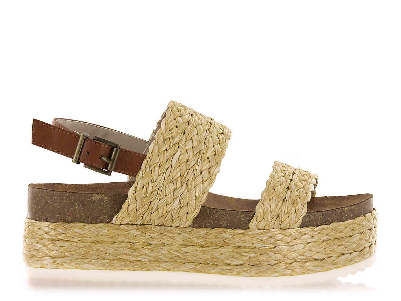 99913904e03 Lyst - MIA Ava Platform Sandal