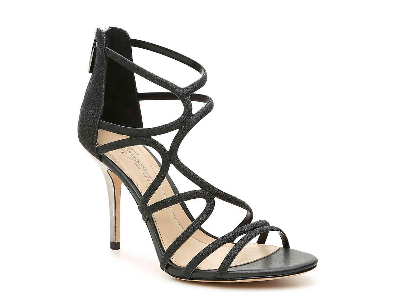 864a2fc1bfc Lyst - Imagine Vince Camuto Ranee Sandal in Black