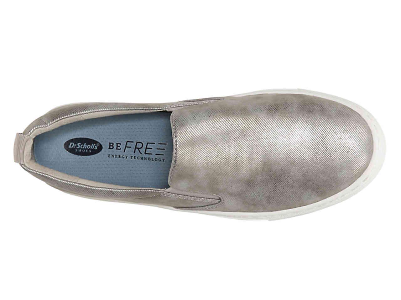 6690786f89b Lyst - Dr. Scholls No Bad Days Platform Slip-on Sneaker