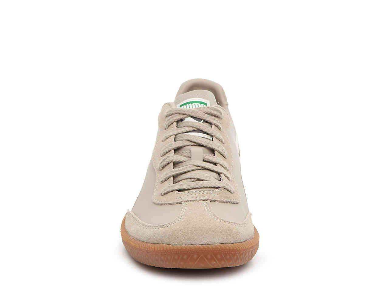 detailed look 2c23e f4868 PUMA Super Liga Og Retro Sneaker in Natural for Men - Lyst