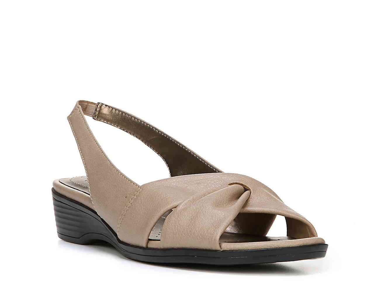 LIFESTRIDE SHOES Mimosa 2 Wedge Sandal gmdBf