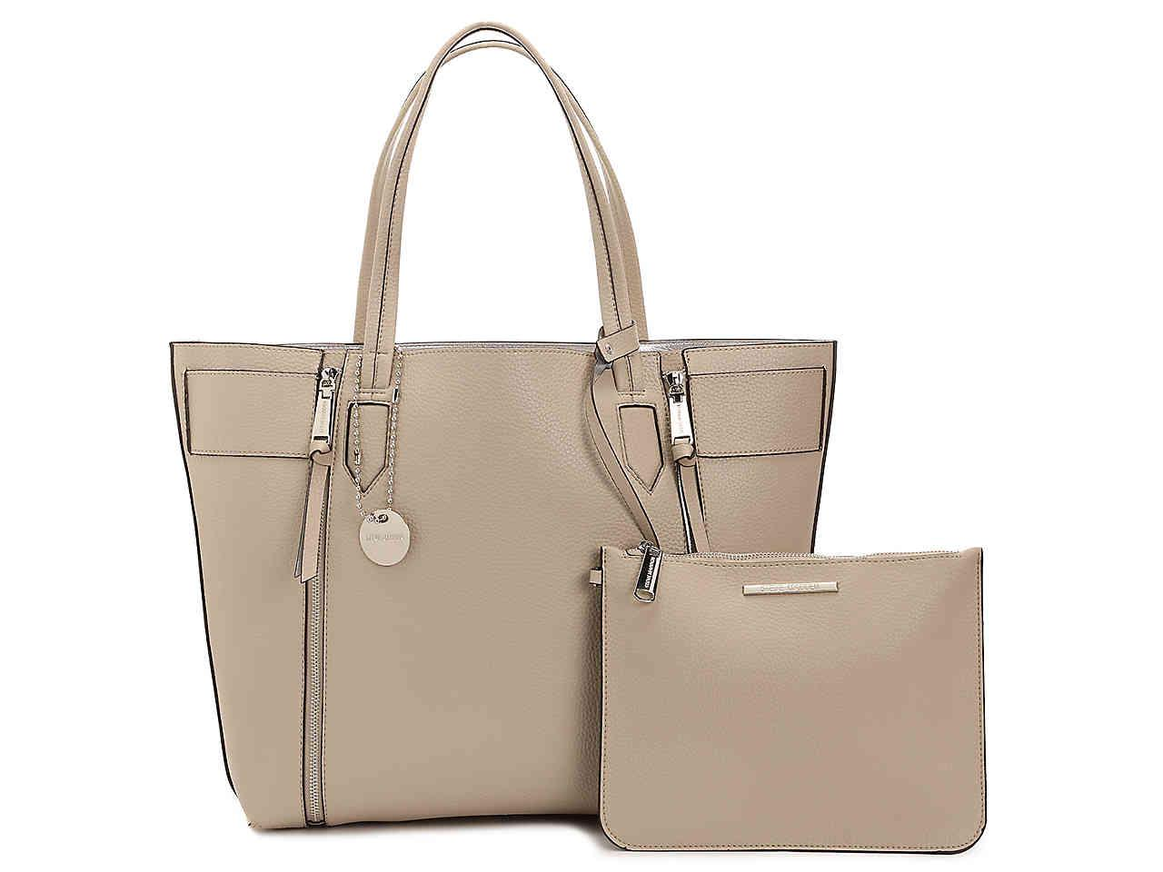 Lyst - Steve Madden Darby Tote in Natural 36ed57cd37bcd