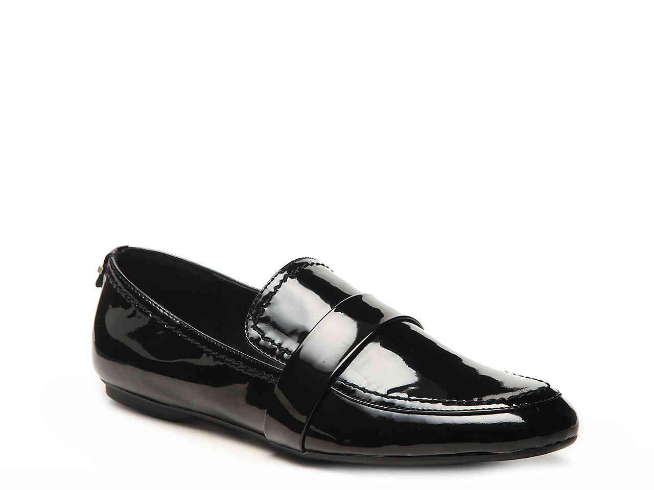 beb129a1a94 Lyst - Calvin Klein Olette Loafer in Black