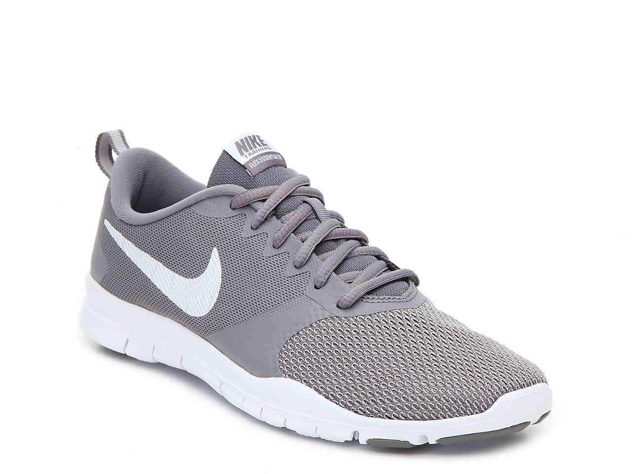 77a8b7b89e43b Lyst - Nike Flex Essential Tr Lightweight Training Shoe in Gray