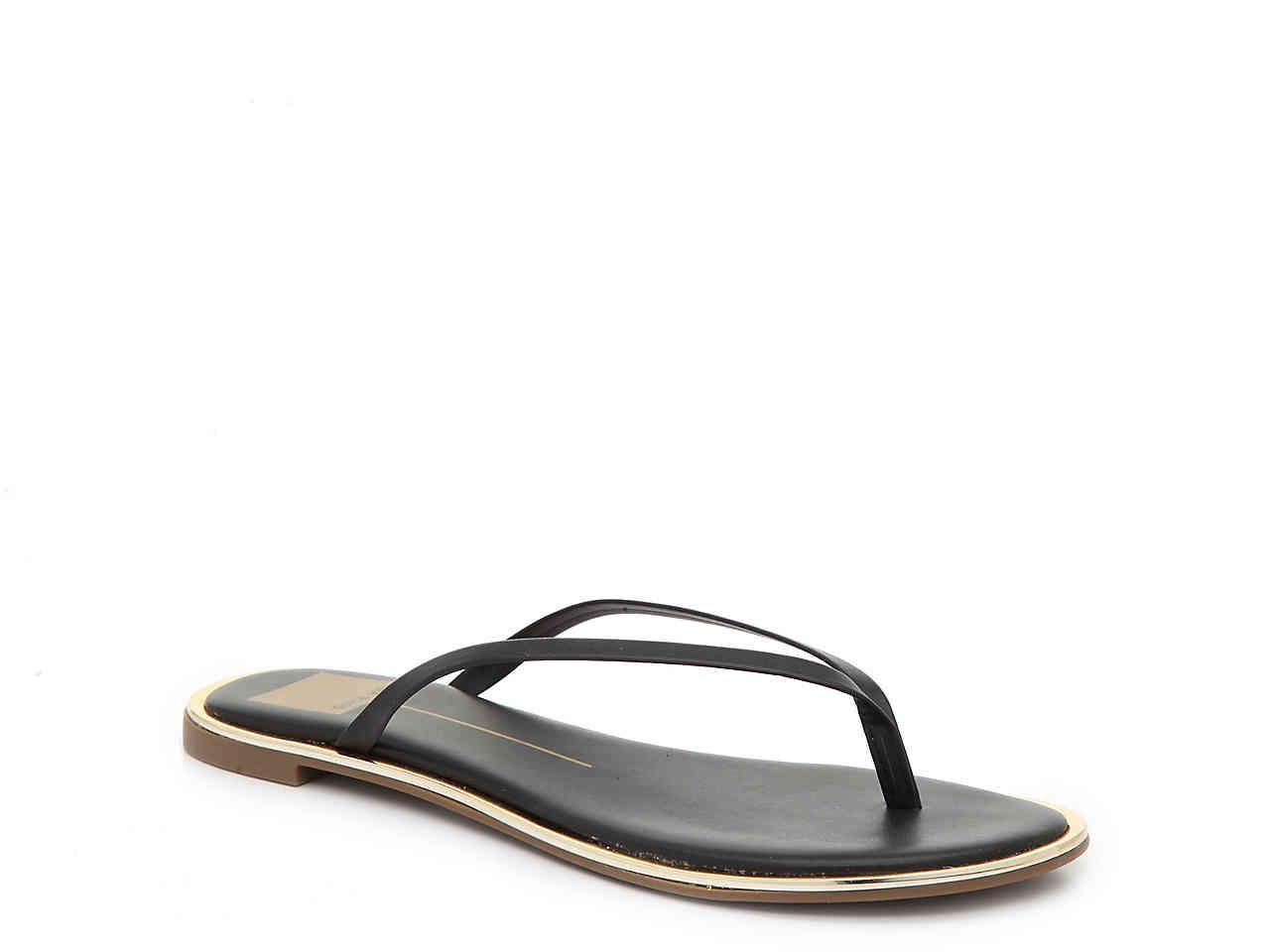 365cbc324aa9 Lyst - Dolce Vita Dawn Flip Flop in Black