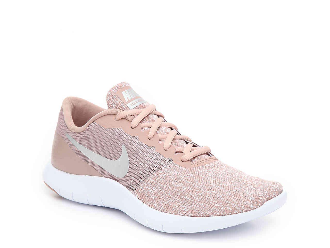 c68c804d16d0 Lyst - Nike Flex Contact Lightweight Running Shoe in Pink