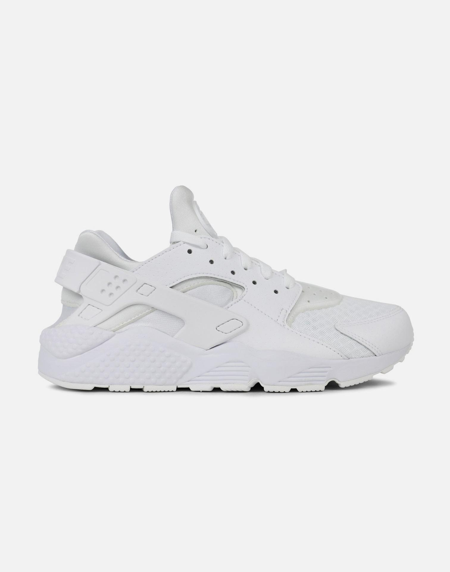 45e345d4a5a0 Lyst - Nike Air Huarache-white Pure Platinum in White for Men