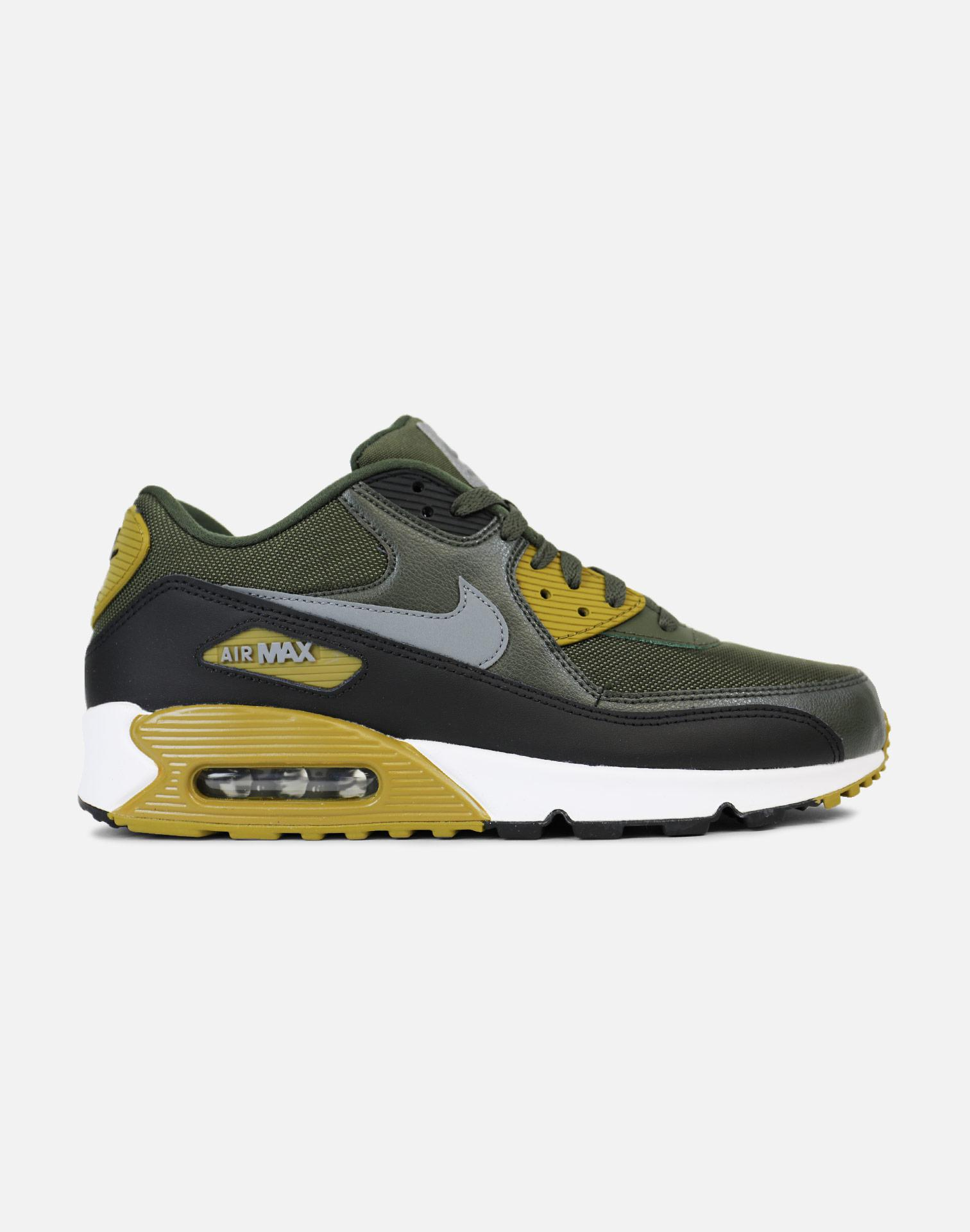 nike air max 90 khaki baroque brown