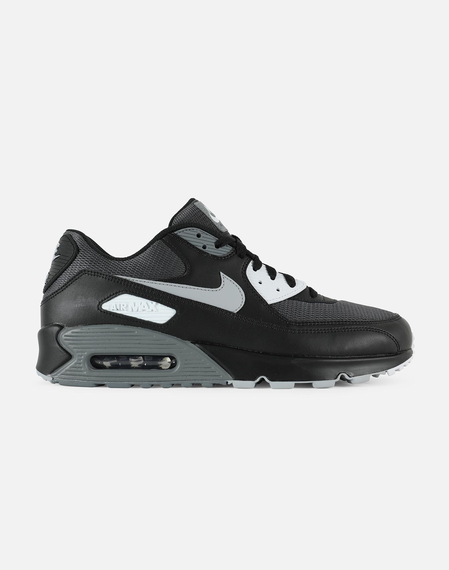 on sale 003f3 51377 Nike. Men s Black Air Max 90 Essential