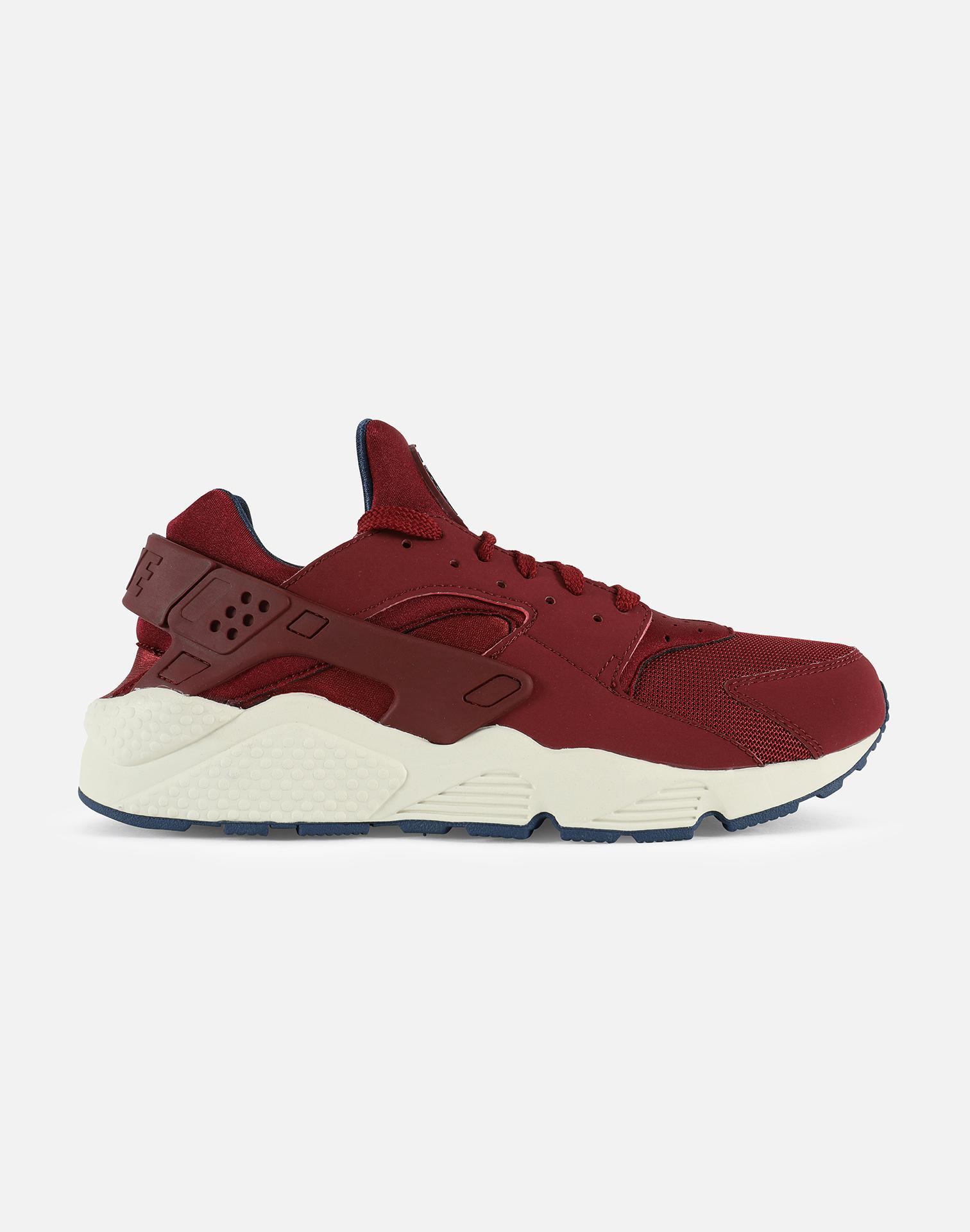 fc6376868b97b Lyst - Nike Air Huarache Run in Red for Men