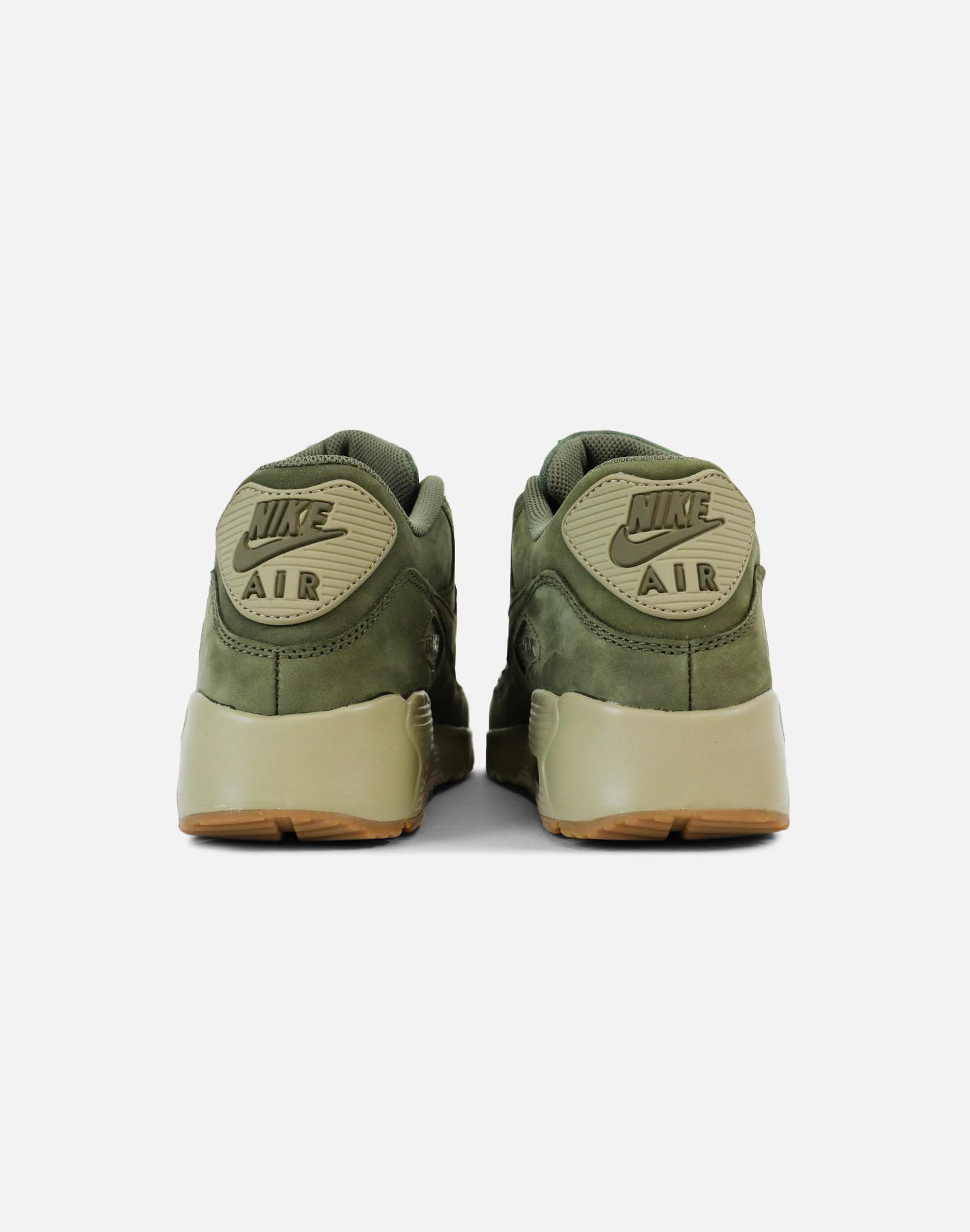 9f17484d301d ... get nike air max 90 winter premium grade school in green for men lyst  27c1a 85e3e