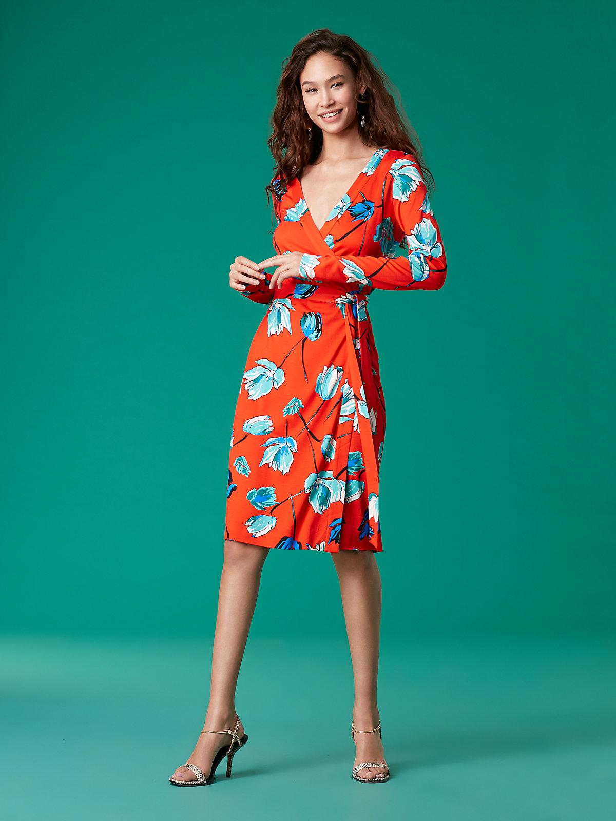 675d36d90996 Gallery. Women s Wrap Dresses Women s Jersey Dresses Women s Diane Von  Furstenberg Julian ...