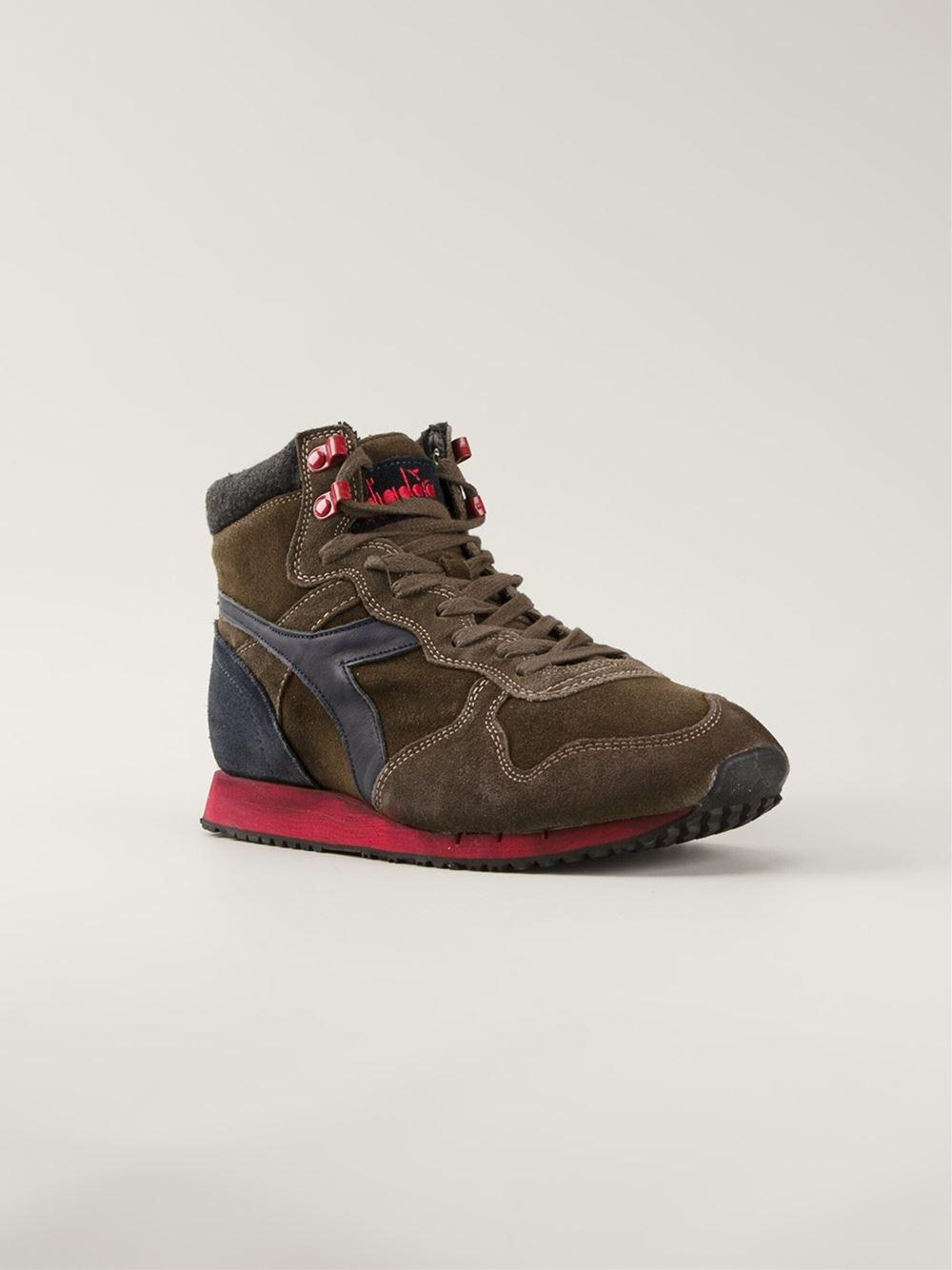 diadora sneakers - photo #18