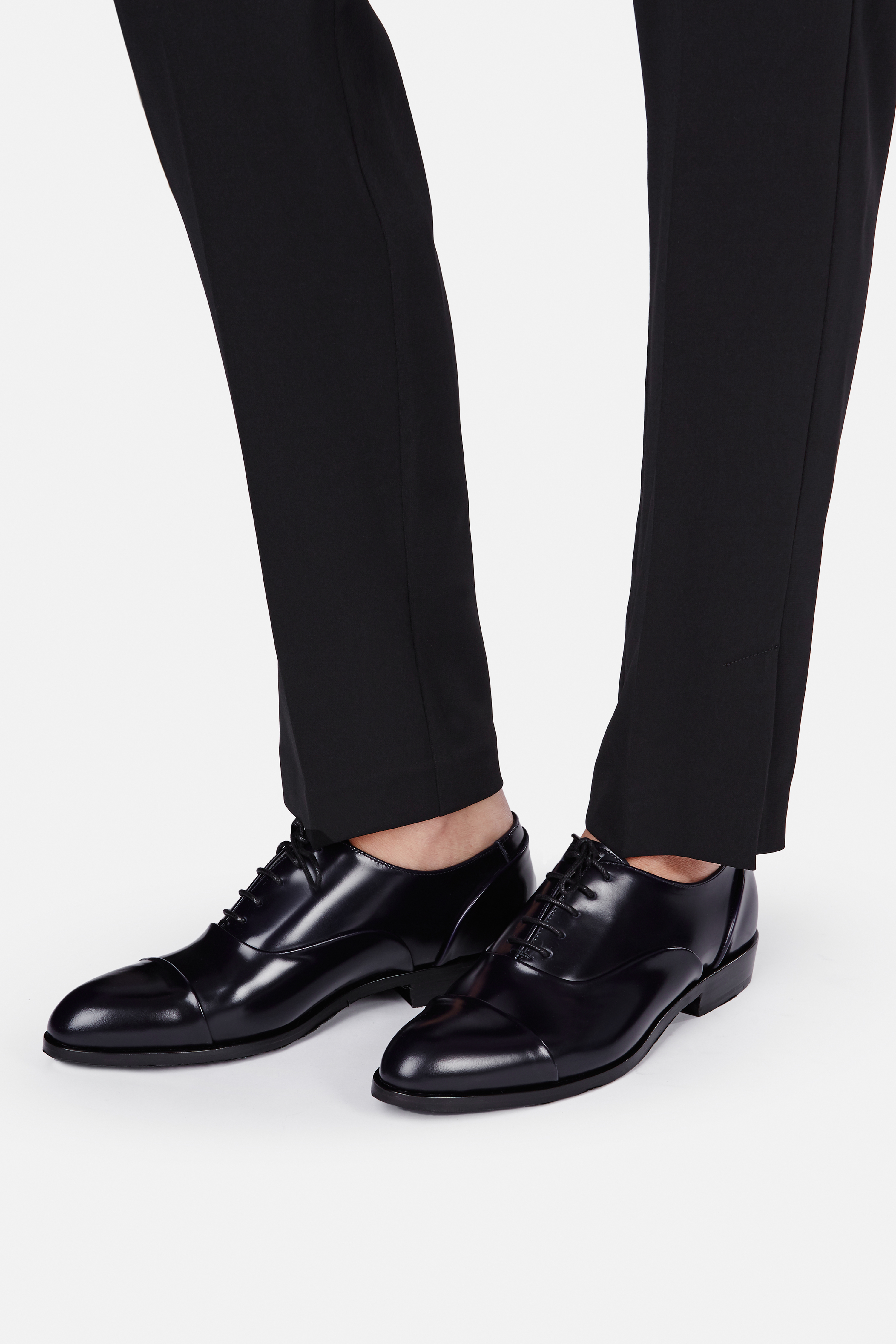 Robert Clergerie Leather Lace-Up Loafers PoibEBj