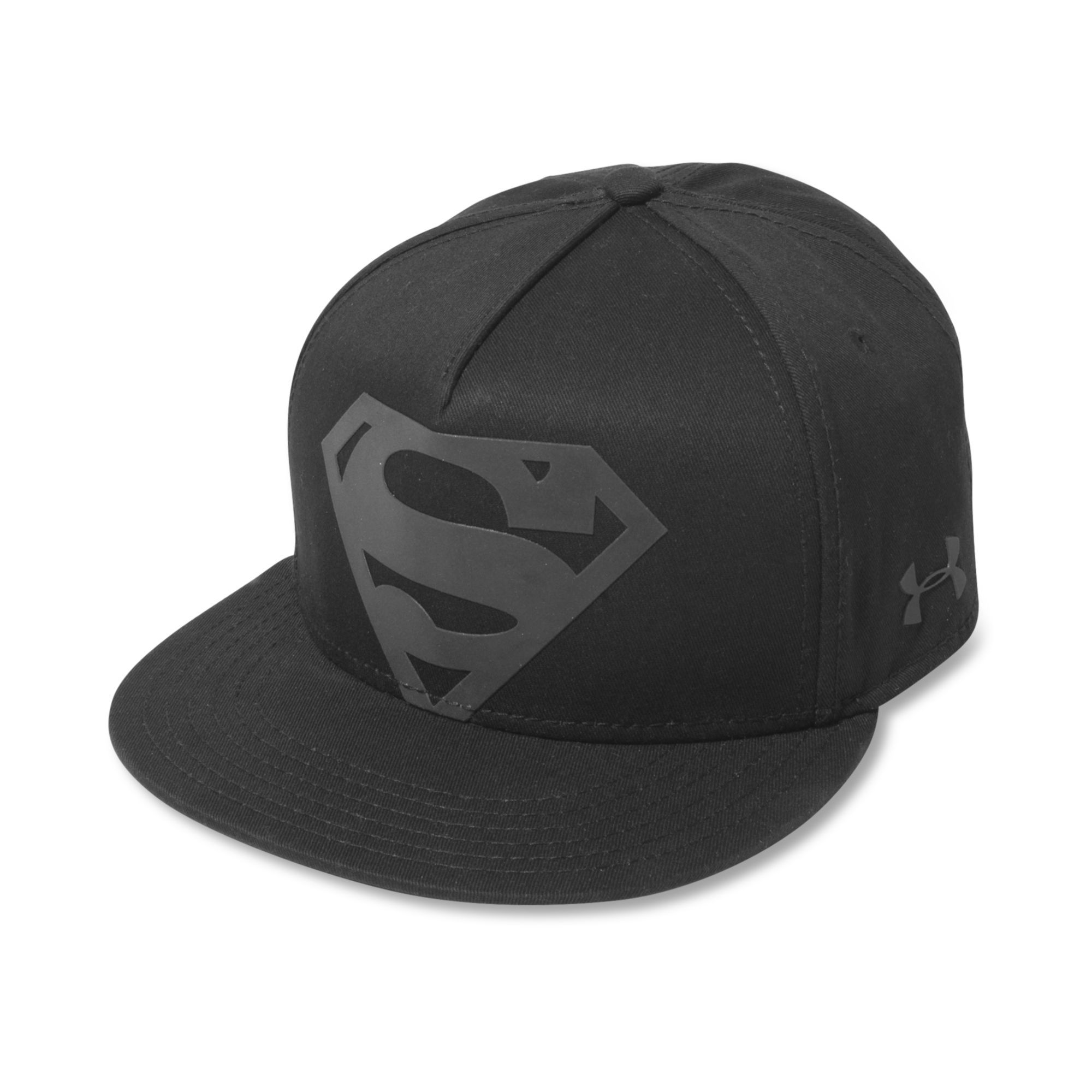 e4f18596e4c ... ebay lyst under armour superman reflective hat in black for men d4580  71319 ...