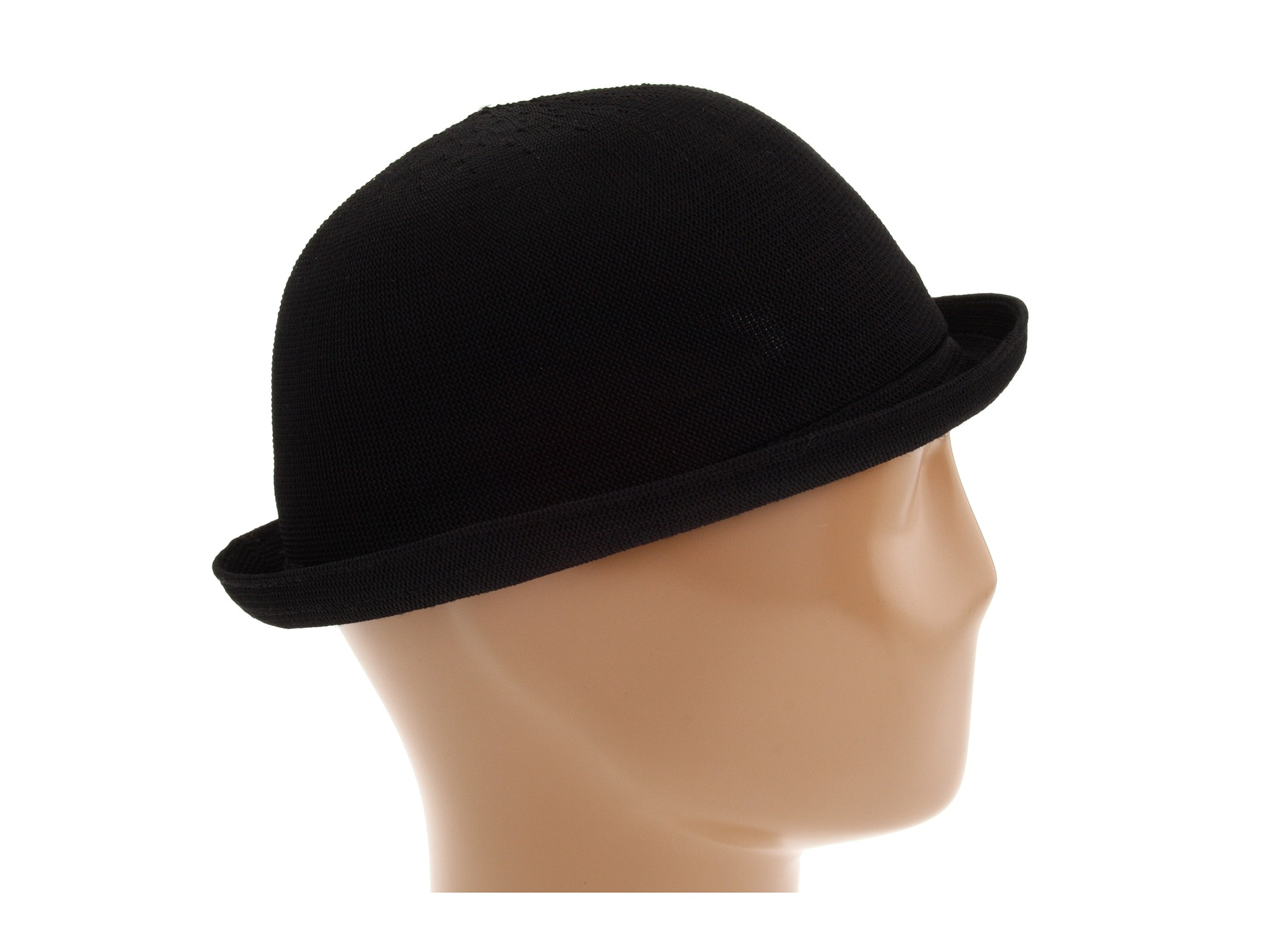 Lyst - Kangol Tropic Bombin in Black 7c238493ff6