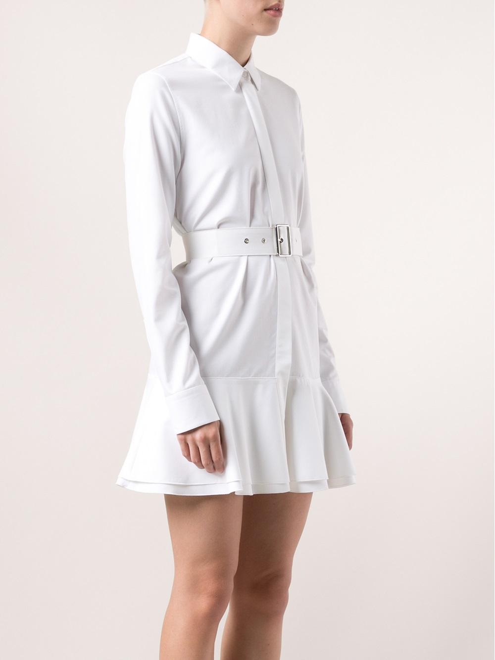 Shirt dress Victoria Beckham LLDwh