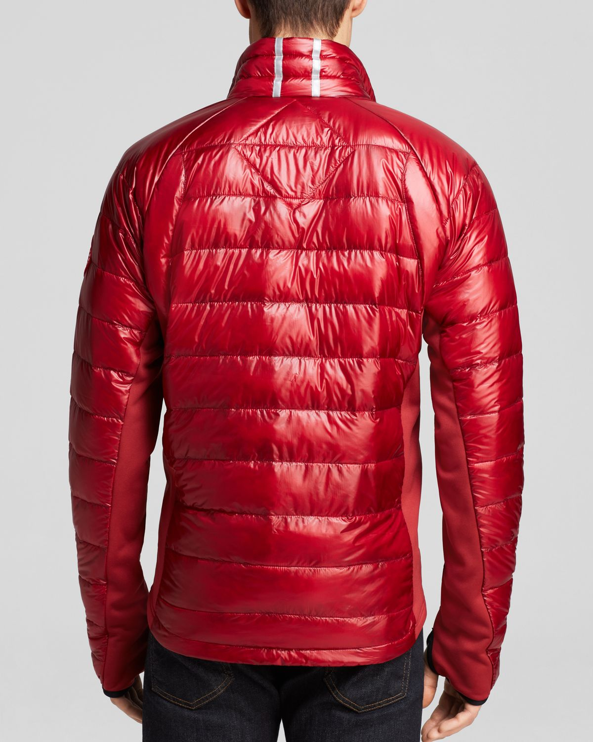 Lyst Canada Goose Hybridge Lite Quilted Down Jacket In