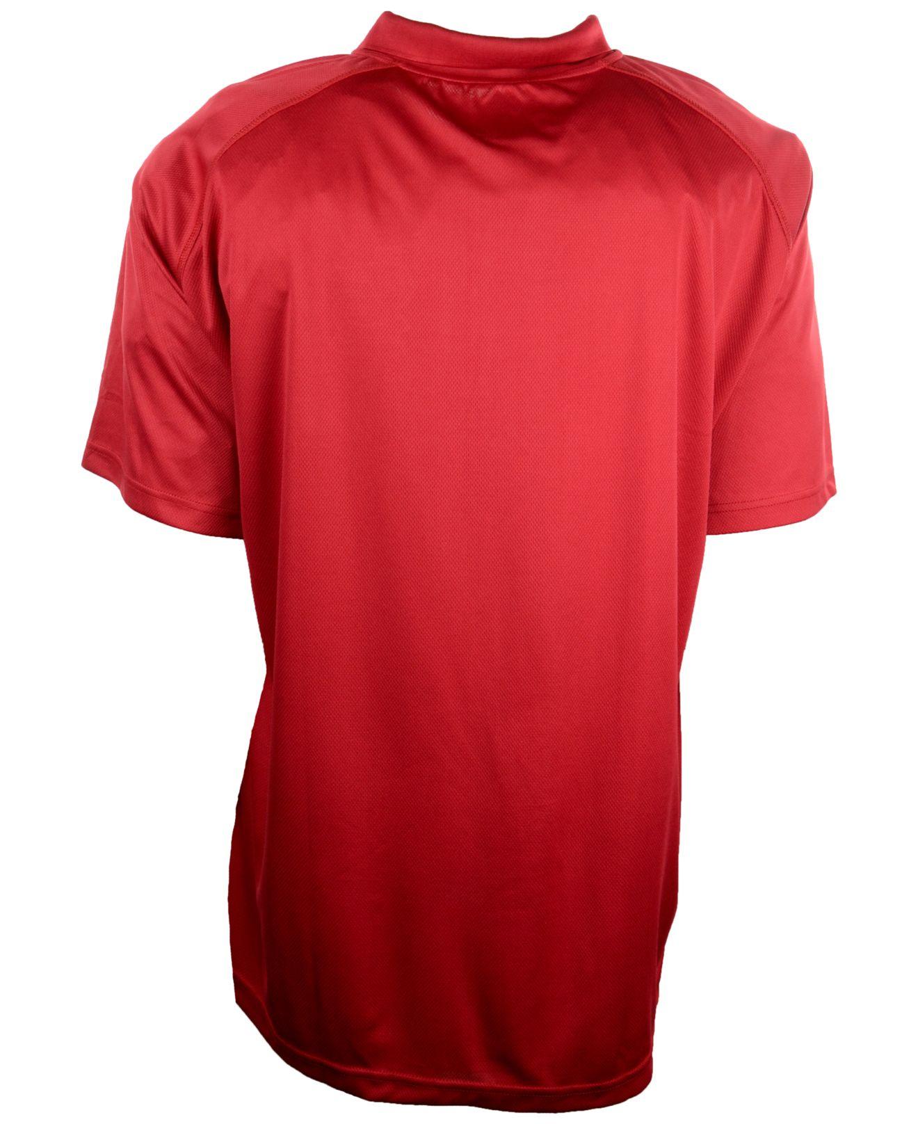 Majestic Big Tall Short Sleeve St Louis Cardinals