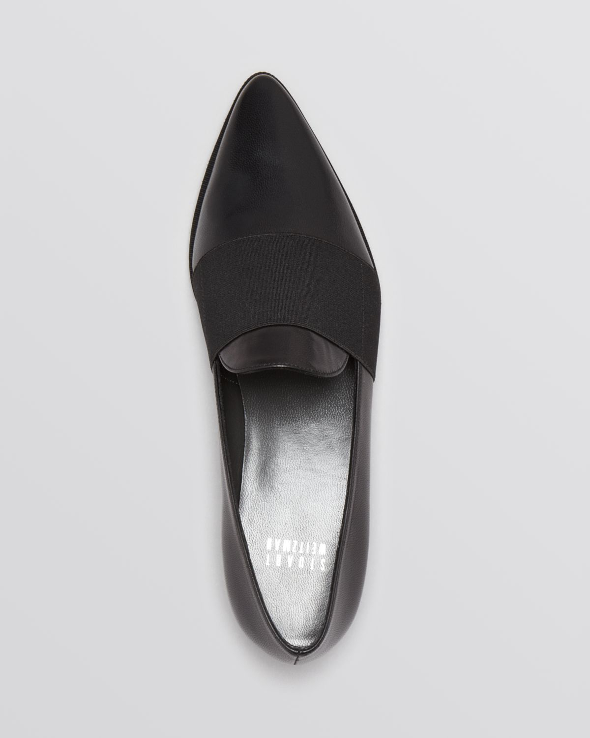 Stuart Weitzman Pointed-Toe Tassel Loafers outlet shop for 1e7O9