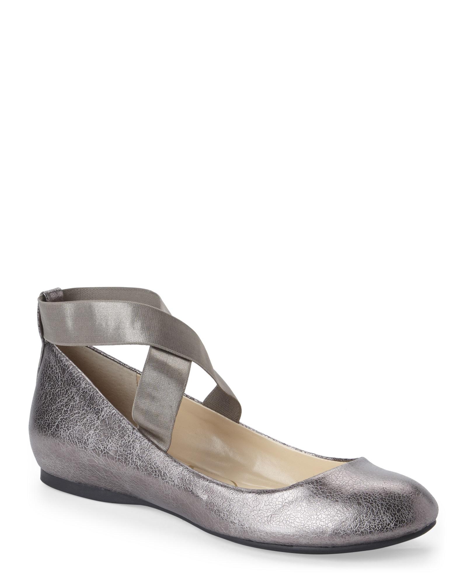 Criss Cross Flats Shoes