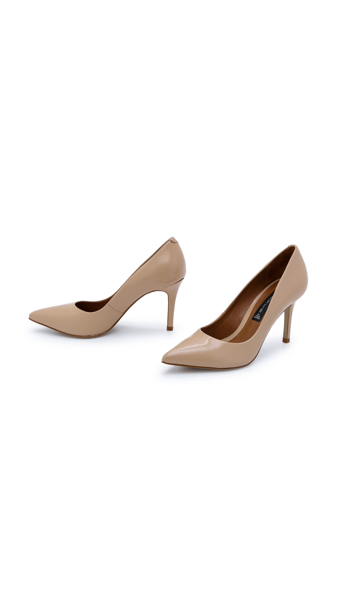 31e86850bc9 Lyst - Steven by Steve Madden Sheila Pumps - Nude in Natural