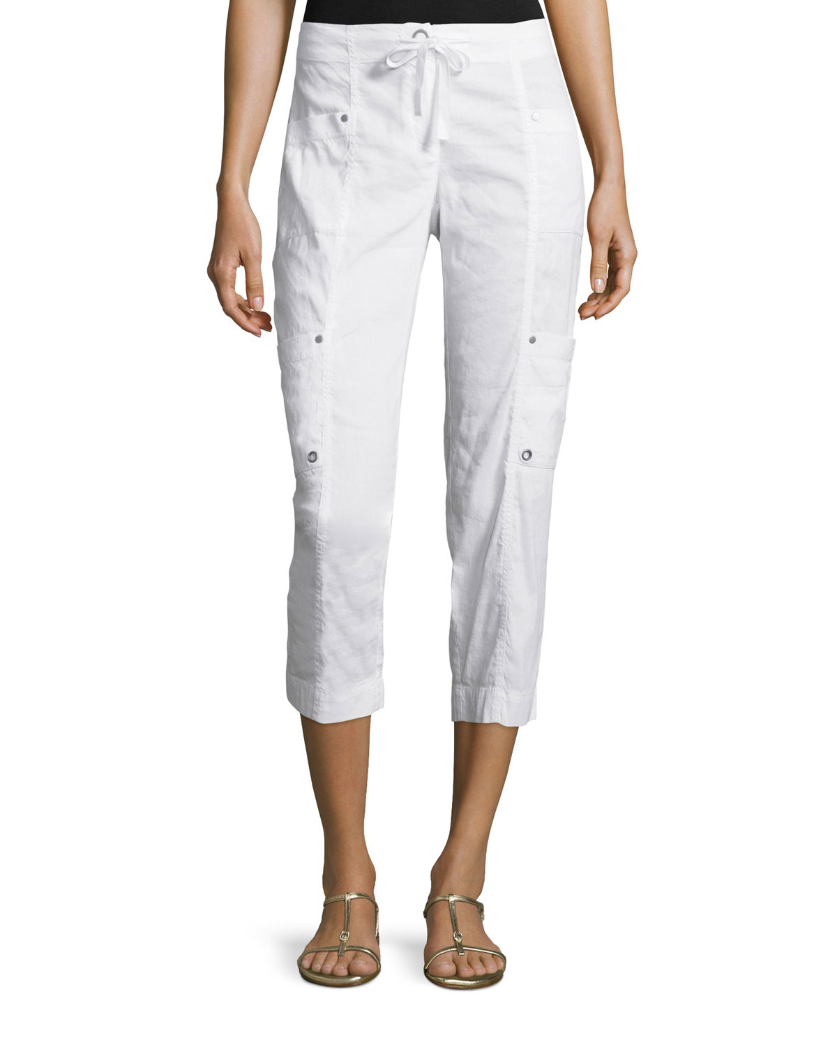 Brilliant Pulse Women39s White Cargo Snowboard Pants  Free Shipping Today