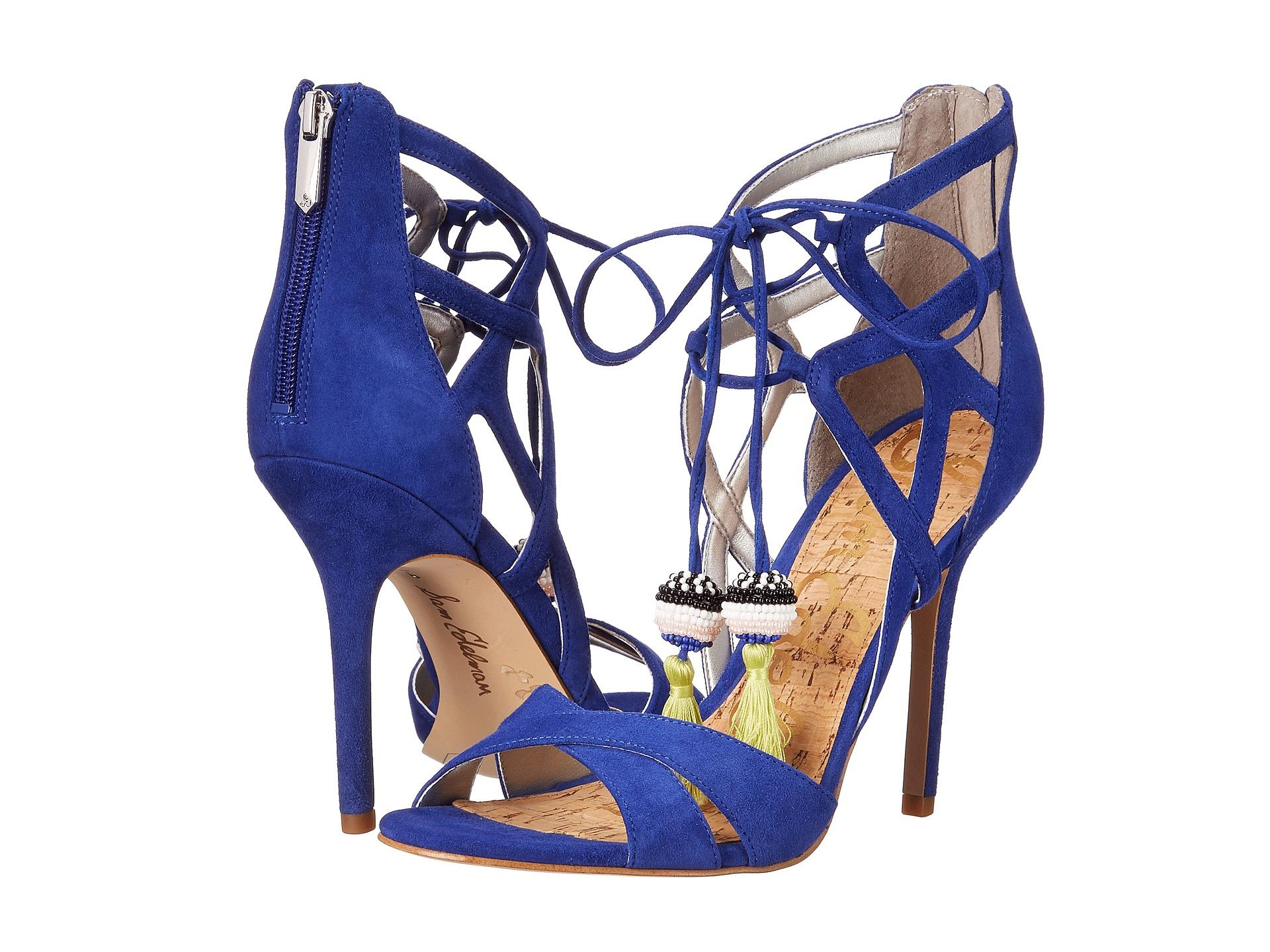 a45ac7ff2 Lyst - Sam Edelman Azela in Blue